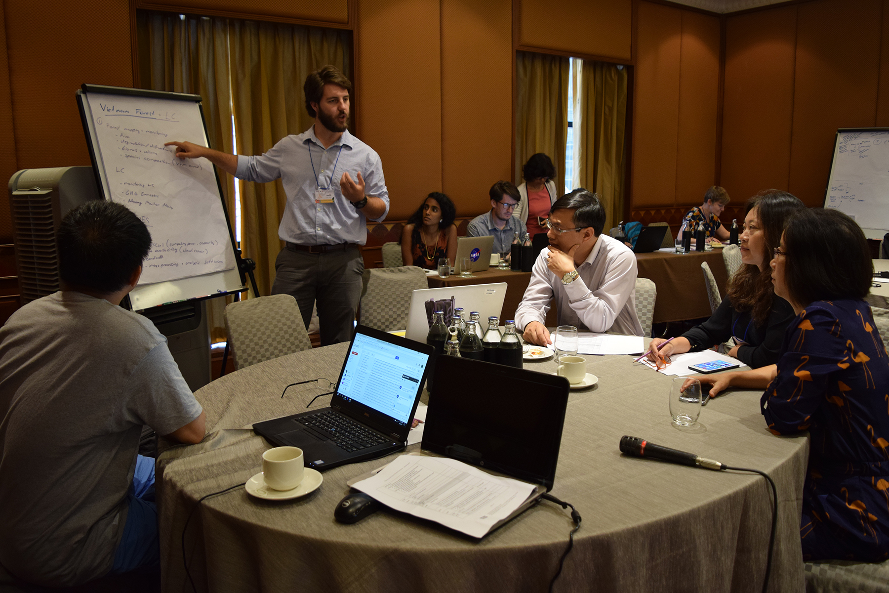 Building Capacity in the Mekong Region to Monitor Land Cover