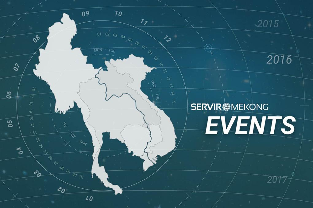 SERVIR-Mekong Events