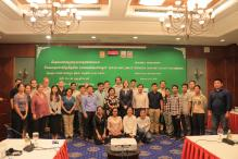 Gender training Cambodia