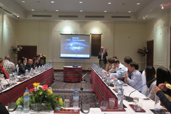 Geospatial Data Key to Decision Making in the Mekong