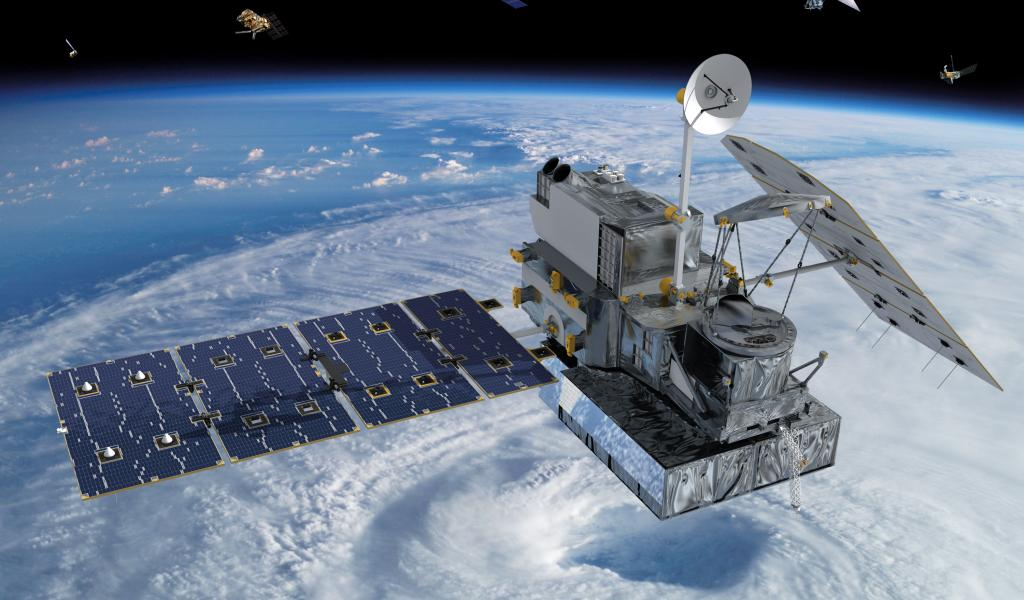 Satellite-borne Precipitation Estimation