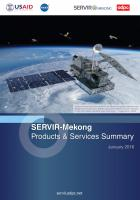 SERVIR Mekong Catalogue